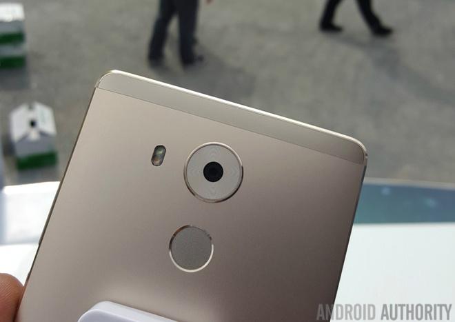 Anh thuc te Huawei Mate 8: Man hinh 6 inch, pin 4.000 mAh hinh anh 12