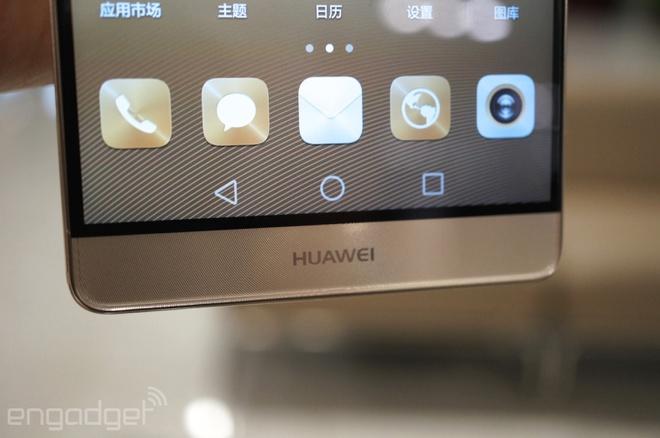 Anh thuc te Huawei Mate 8: Man hinh 6 inch, pin 4.000 mAh hinh anh 14