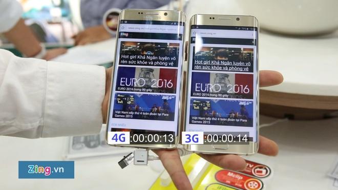 So sanh thuc te toc do 4G voi 3G tai Vung Tau hinh anh