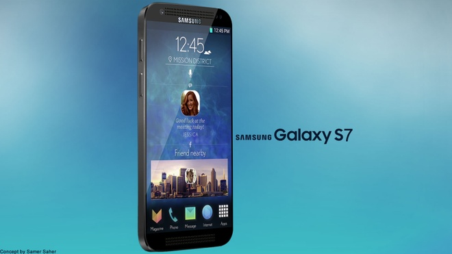 Galaxy S7 co cam ung luc giong 3D Touch hinh anh