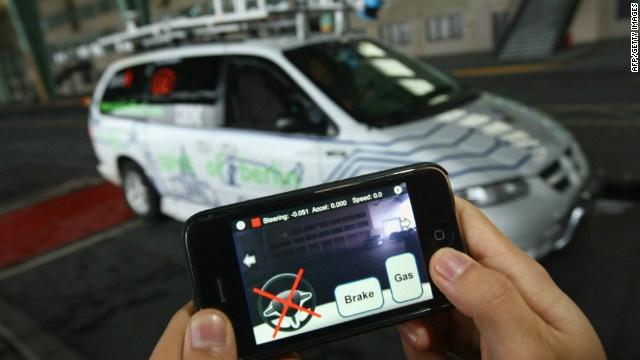 Nhat Ban thi nghiem hack xe hoi bang smartphone hinh anh 1