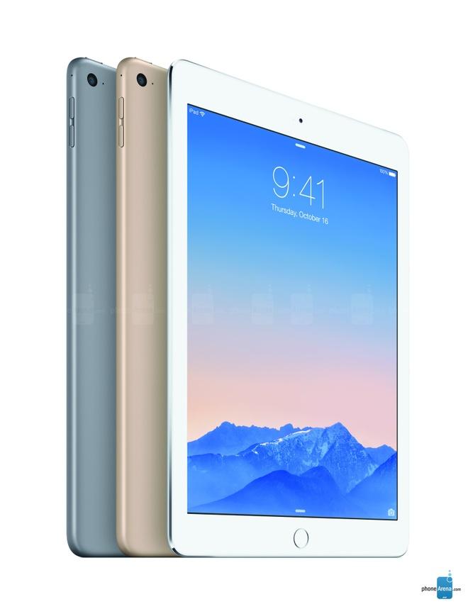 iPad Air 3 ra mat nua dau nam 2016, khong co 3D Touch hinh anh