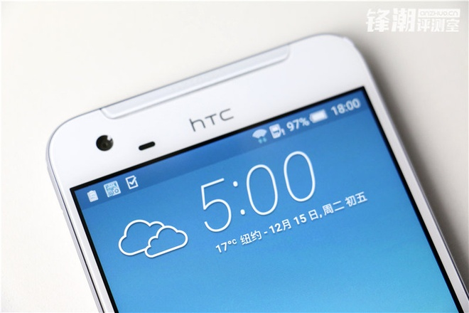 HTC One X9 chinh thuc lo dien trong loat anh thuc te hinh anh 4