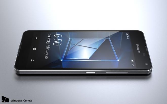 Ban dung smartphone gia re Lumia 650 hinh anh 3