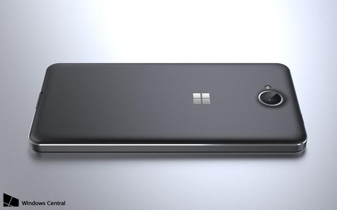 Ban dung smartphone gia re Lumia 650 hinh anh 2