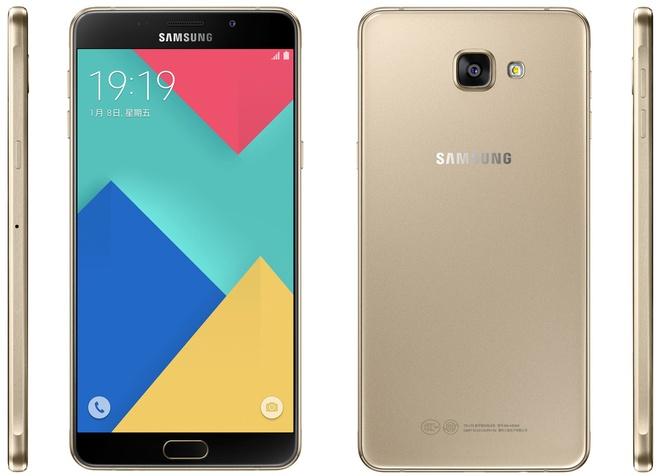 Samsung ra mat Galaxy A9 mong 7,5 mm, man hinh 6 inch hinh anh 3