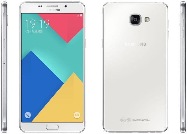 Samsung ra mat Galaxy A9 mong 7,5 mm, man hinh 6 inch hinh anh 2