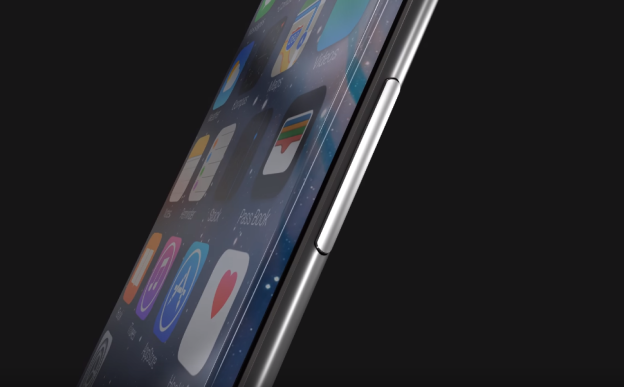 Ban dung iPhone 7 Edge voi man hinh cong tran canh hinh anh 2