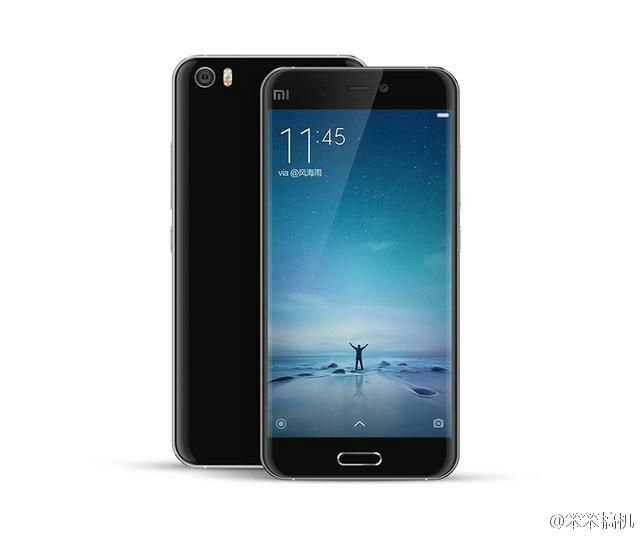 Xiaomi Mi 5 giong iPhone 6, dung RAM 4 GB, gia 309 USD hinh anh 1