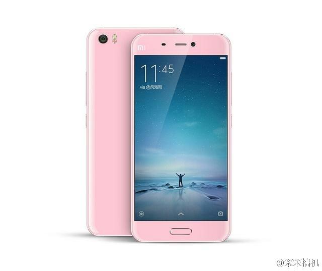 Xiaomi Mi 5 giong iPhone 6, dung RAM 4 GB, gia 309 USD hinh anh 2
