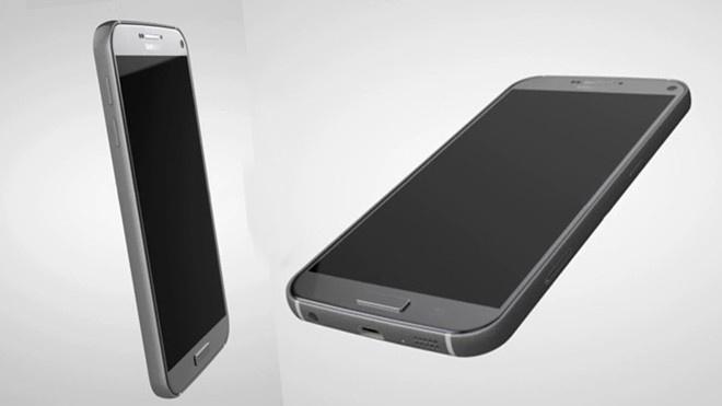 Lo dien thiet ke cua Galaxy S7 va S7 Edge hinh anh 3