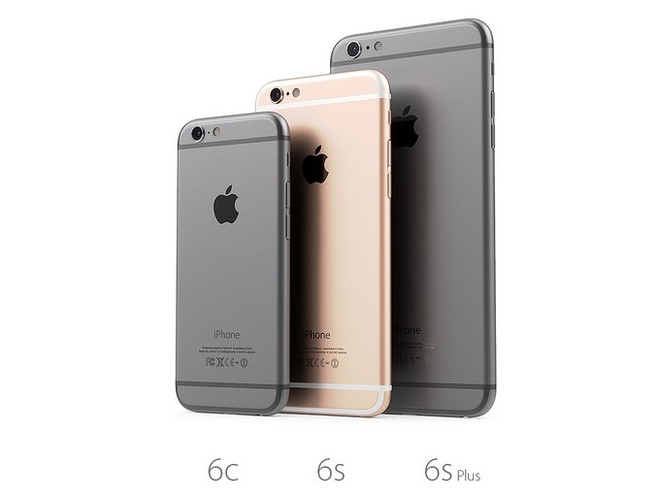 iPhone 6C dung vo nhom, chay chip A9, gia 615 USD hinh anh 1