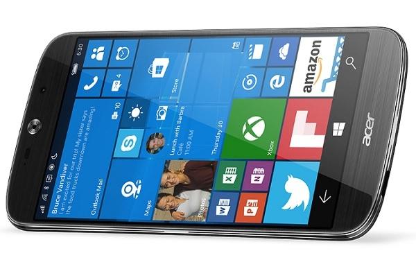 Acer ra mat smartphone Liquid Jade Primo chay Windows 10 hinh anh 2