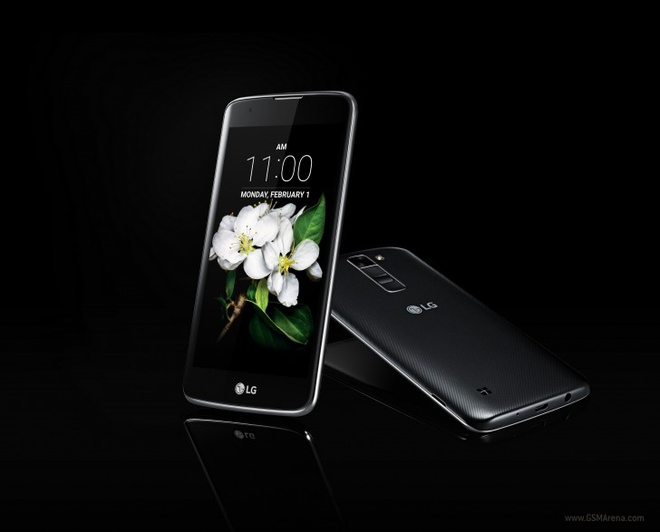LG ra 2 smartphone tam trung K7 va K10 tai CES 2016 hinh anh 2