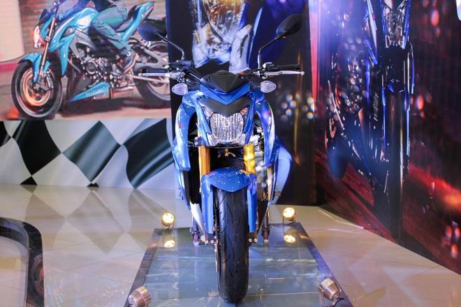 Chi tiet Suzuki GSX-S1000 gia 415 trieu tai Viet Nam hinh anh 2