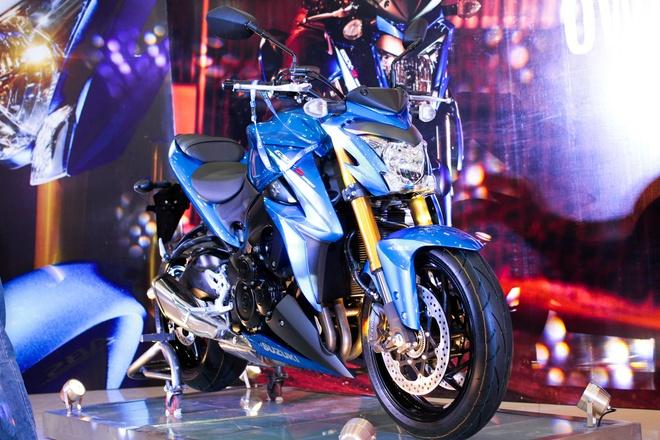 Chi tiet Suzuki GSX-S1000 gia 415 trieu tai Viet Nam hinh anh 6