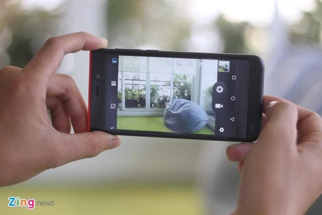 Danh gia Obi SJ 1.5 - Smartphone gia re, thiet ke dep hinh anh