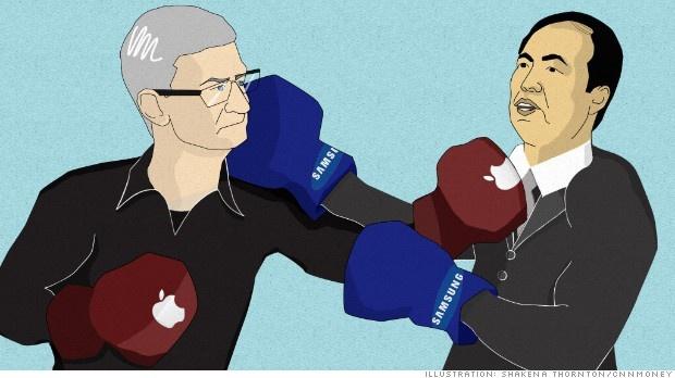 Samsung ngung ban mot so san pham o My sau vu kien tu Apple hinh anh