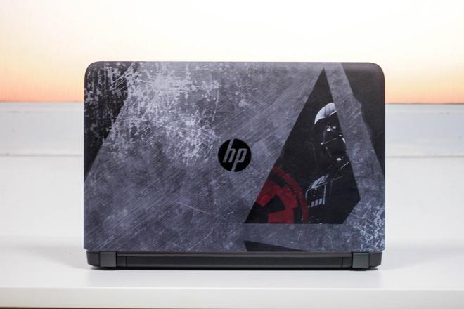 Dap hop laptop Star Wars tai Viet Nam hinh anh