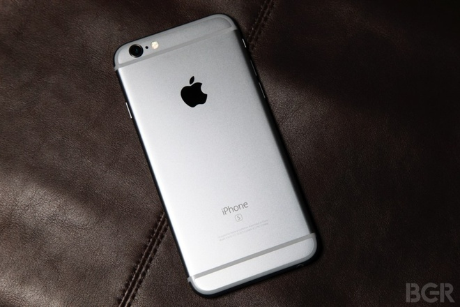 Tong doanh thu tu Android thap hon 3 thang cua iPhone hinh anh 1