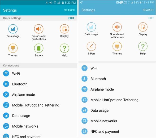 7 tinh nang duoc cho doi tren Galaxy S7 hinh anh 3
