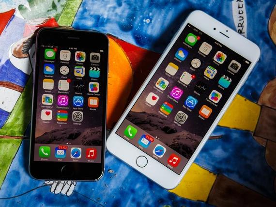 iPhone khong con la tuong lai cua Apple hinh anh