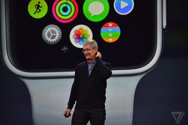 iPhone khong con la tuong lai cua Apple hinh anh 1