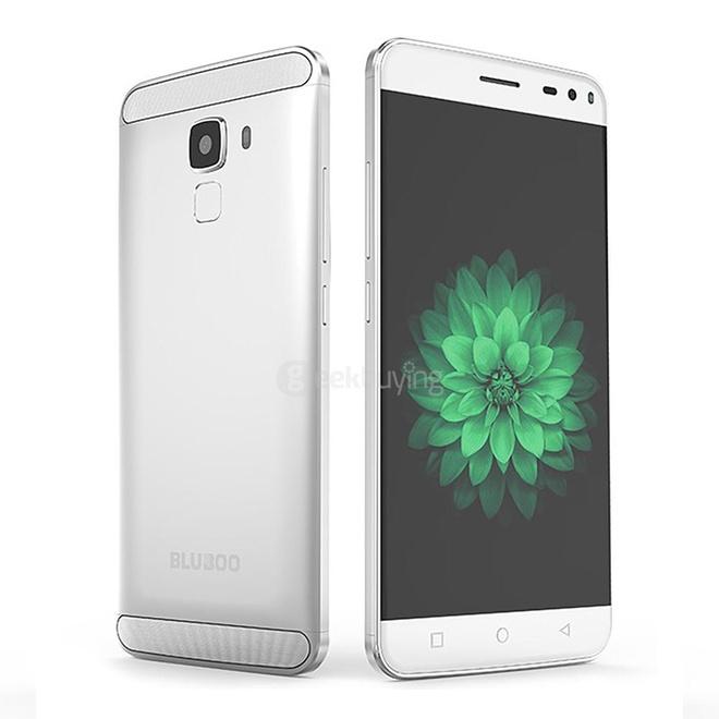 Smartphone vo kim loai, cam bien van tay gia 60 USD hinh anh 1