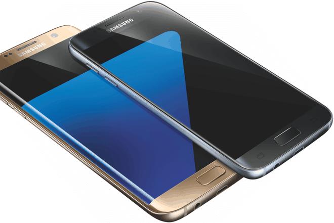 Galaxy S7 lo thiet ke camera it loi, co the chong nuoc hinh anh