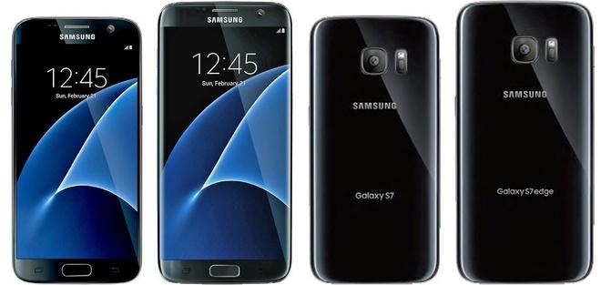 Galaxy S7 lo thiet ke camera it loi, co the chong nuoc hinh anh 1