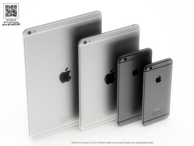 iPad Air 3 lo thiet ke, cau hinh nhu iPad Pro hinh anh 2