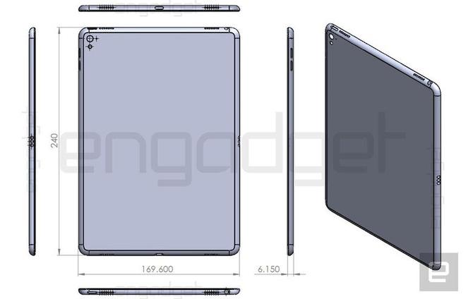iPad Air 3 lo thiet ke, cau hinh nhu iPad Pro hinh anh 1