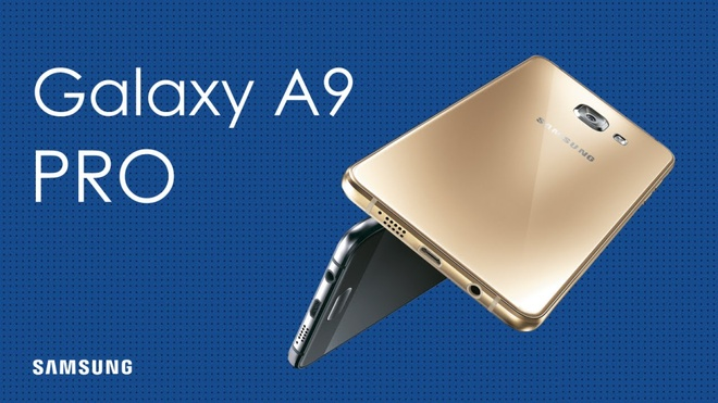"""Galaxy A9 Pro co the dung RAM 4 GB, camera 16 """"cham"""" hinh anh 2"""