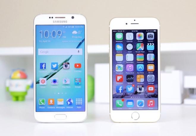 Smartphone tot nhat 2016 cung khong manh bang iPhone 6S hinh anh 1