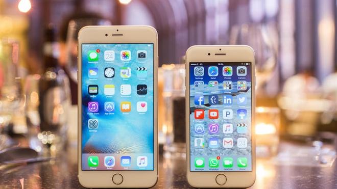 Smartphone tot nhat 2016 cung khong manh bang iPhone 6S hinh anh 2