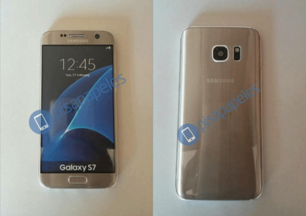 Galaxy S7 co gia tu 699 euro, pin 3.000 mAh hinh anh 1