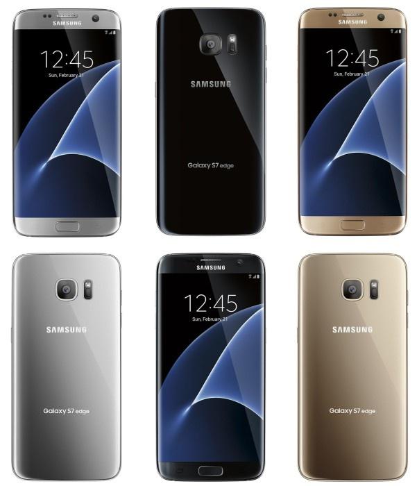 Bo doi Galaxy S7 lo anh bao chi hinh anh 1
