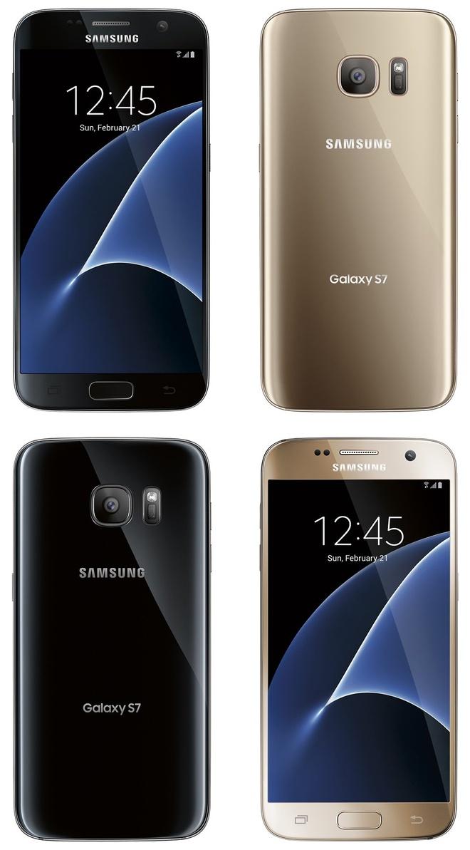 Bo doi Galaxy S7 lo anh bao chi hinh anh 2