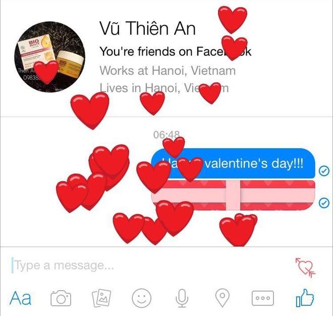 Facebook them hop qua, Zalo cau mua mua Valentine hinh anh 2