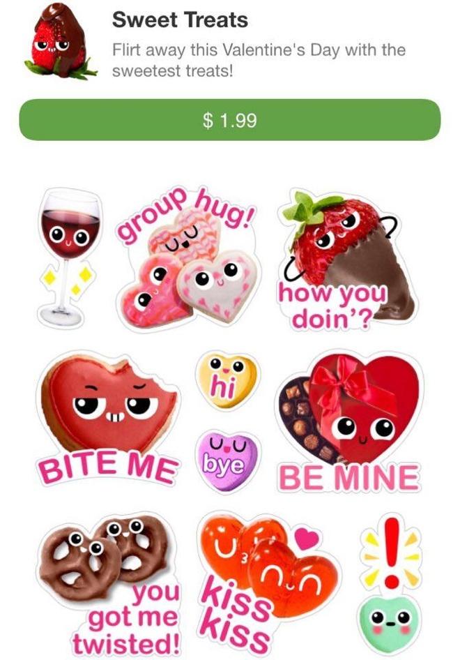 Facebook them hop qua, Zalo cau mua mua Valentine hinh anh 4