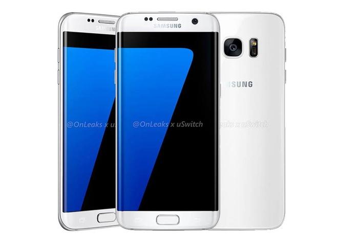Bo doi Galaxy S7 lo dien truoc gio G hinh anh 1