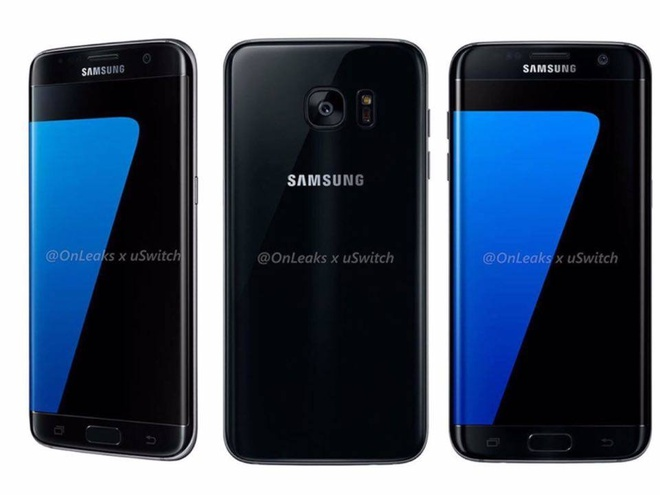 Bo doi Galaxy S7 lo dien truoc gio G hinh anh 4