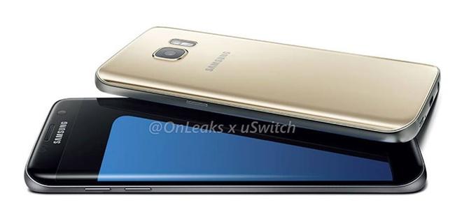 Bo doi Galaxy S7 lo dien truoc gio G hinh anh