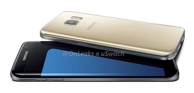 Galaxy S7 va S7 edge ban tu 11/3, da co gia tai chau Au hinh anh