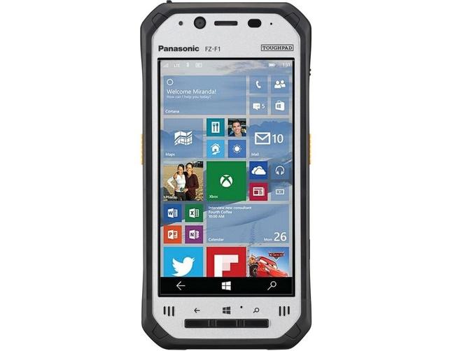 Panasonic gioi thieu smartphone sieu ben Toughpad FZ-F1 hinh anh 1
