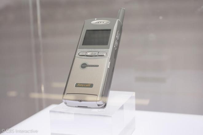 Nhung mau dien thoai tien phong cua Samsung hinh anh 5