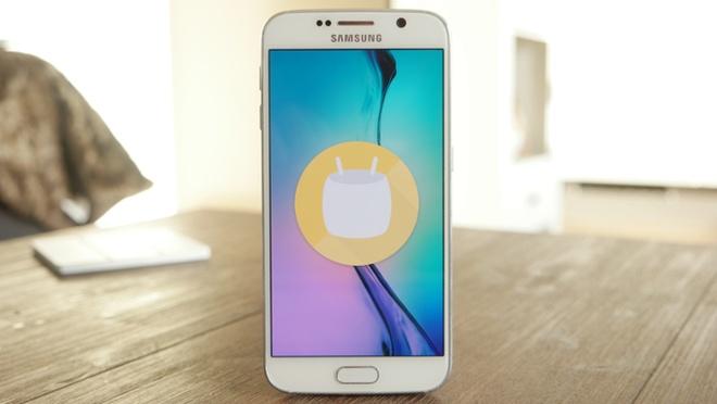 Ro ri lo trinh cap nhat Android 6.0 cho Samsung Galaxy hinh anh 1