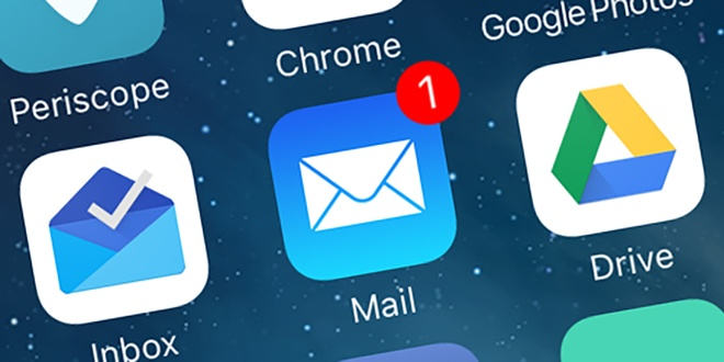 'Email ma' tren iPhone tu 1970 hinh anh