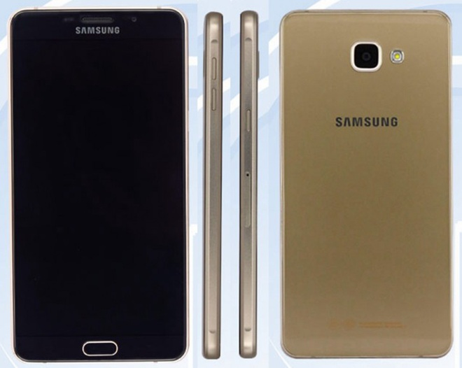 Galaxy A9 Pro sap trinh lang hinh anh 1