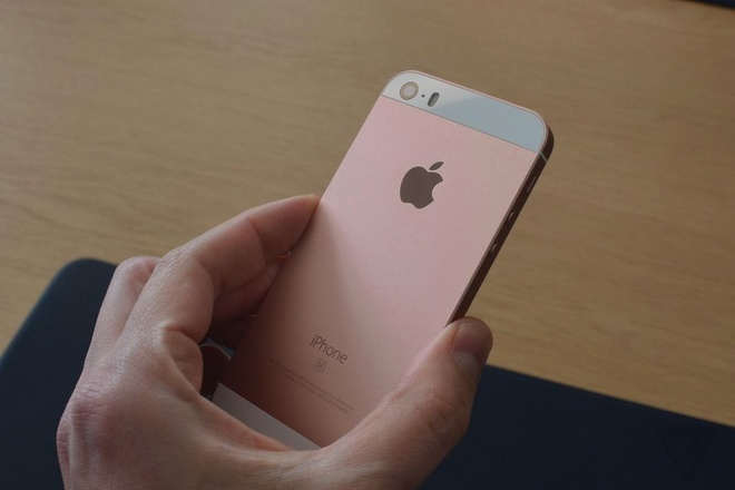 iPhone SE - sai lam lon cua Apple? hinh anh